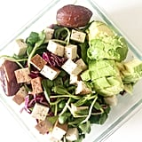 Filling Vegan Salad