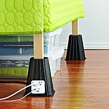 Bed Risers With USB Charger