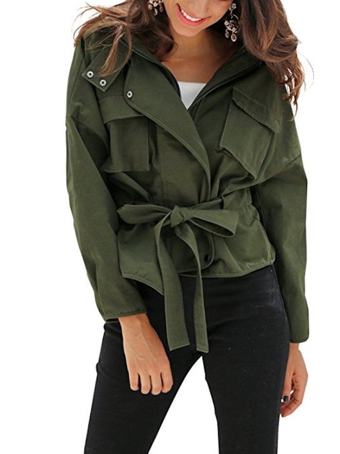 BerryGo Military Anorak Jacket