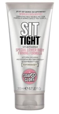 New Product Alert! Sit Tight by Soap & Glory