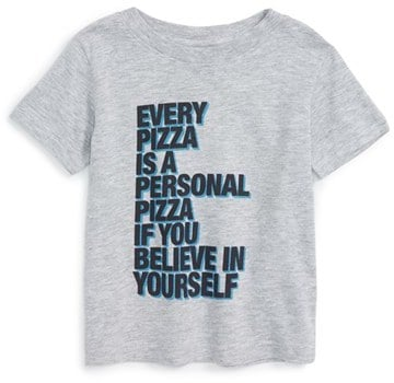 'Personal Pizza' T-Shirt