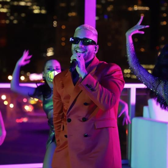 Maluma's Performance at 2020 MTV Europe Music Awards
