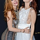 Pictured: Bella Thorne and Dani Thorne