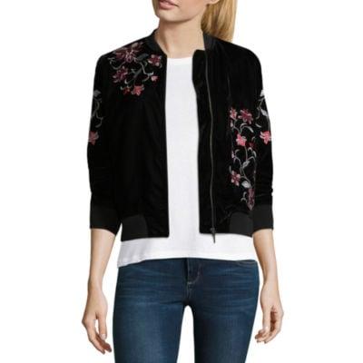 ANA Embroidered Jacket