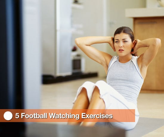Activities to Do While Watching Football