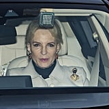 Princess Michael of Kent Racist Brooch Pre Christmas Lunch