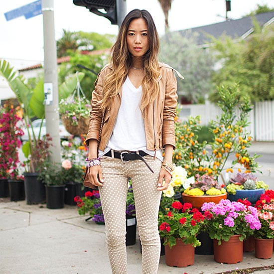 Street-Style Trend Polka Dots