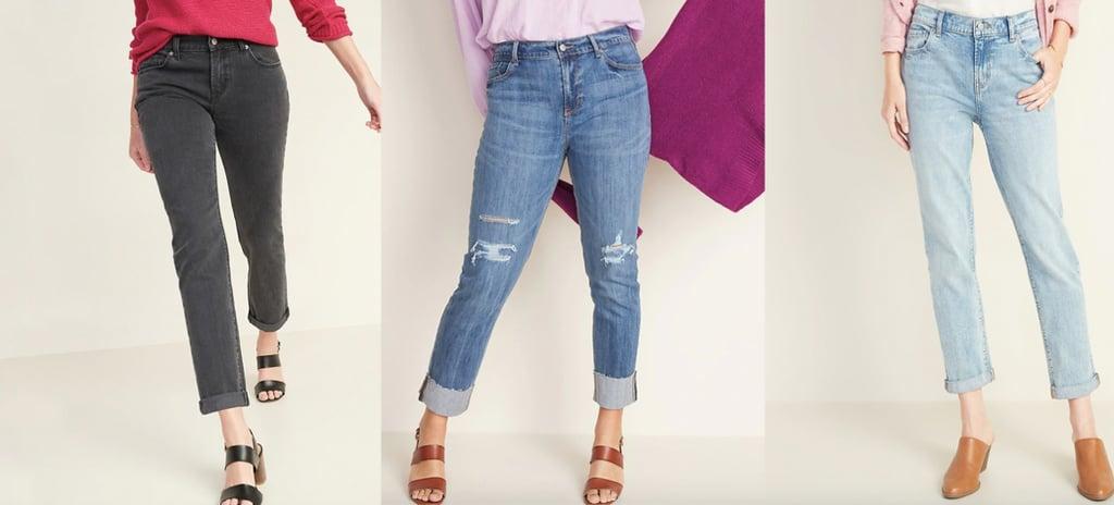 How to Wear Boyfriend Jeans Year Round