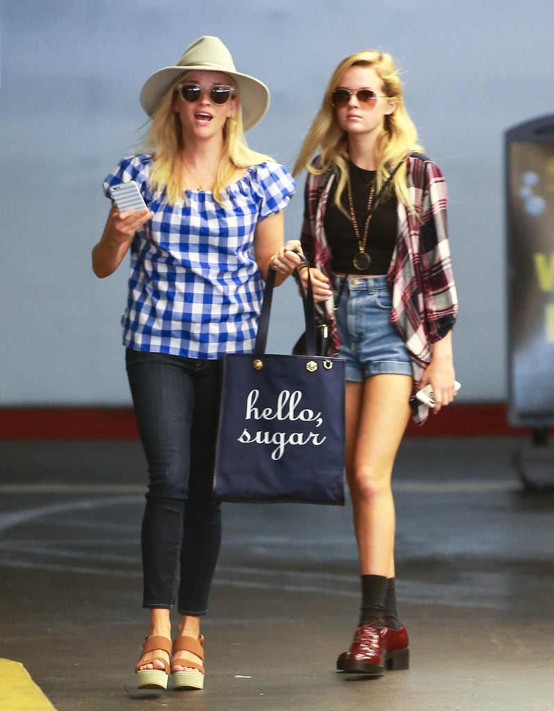 Shop Reese's Look