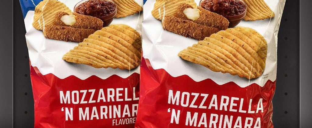Excuse Me While I Rent a Dump Truck to Hold All the Mozzarella Stick Chips I'm About to Buy