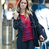 Lauren Conrad had Starbucks to go.