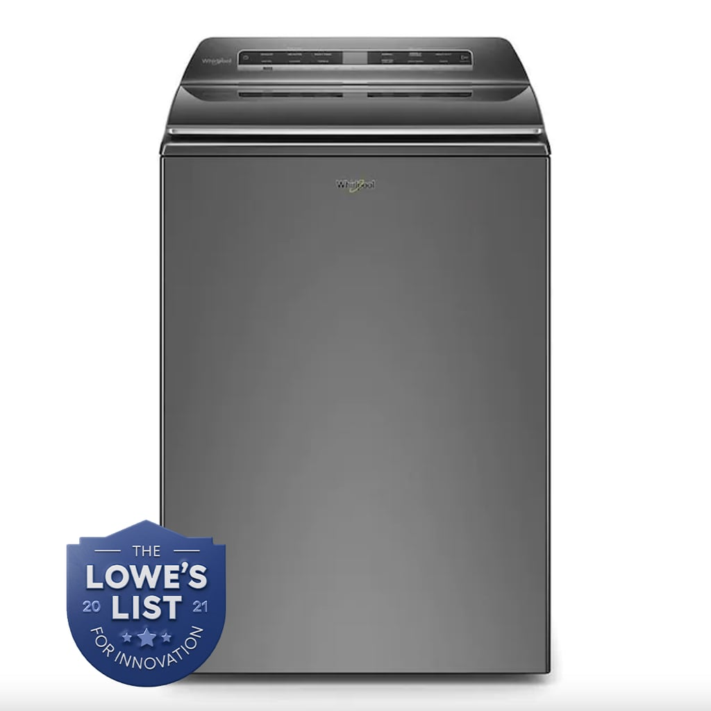 Whirlpool® Smart Top Load Washer With 2 in 1 Removable Agitator