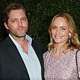 Kate Hudson and Drew Barrymore Bring Their Main Men Along For a Night of Fashion and Philanthropy