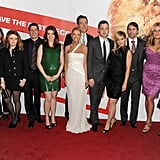 Alyson Hannigan, Jason Biggs, Chris Klein, and More Reunite For American Reunion