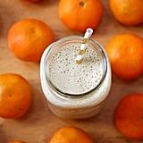 Vanilla Clementine Protein Smoothie