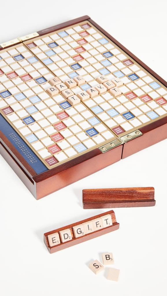 Scrabble Deluxe Travel Edition