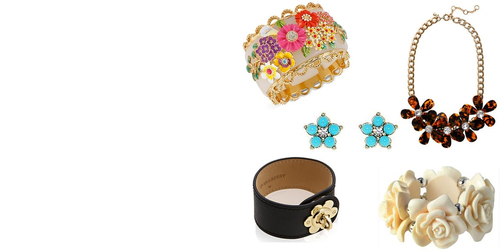 Shop Floral Jewellery Ahead of The Chelsea Flower Show