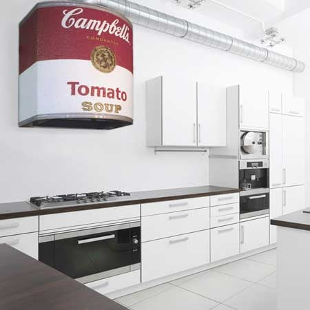 Love It or Hate It?  Andy Warhol Tribute Range Hood