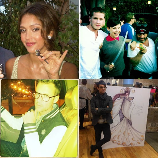 Pictures of Celebrities and Models on Twitter 2011-05-24 07:27:14