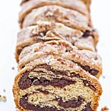 Chocolate Roll-Up Bread