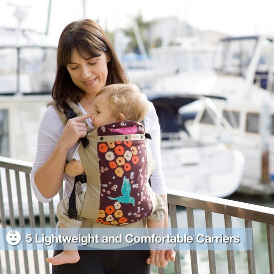 Lightweight and Comfortable Baby Carriers