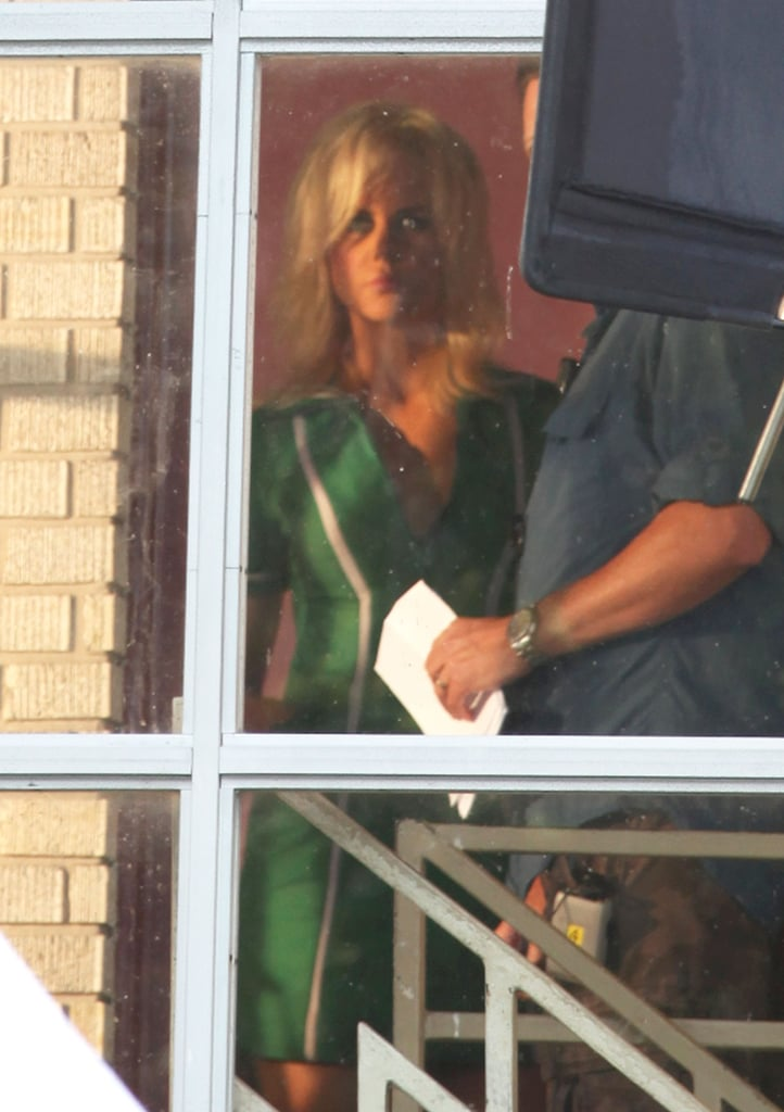 Nicole Kidman shot on location in New Orleans.