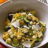 Maltagliati Pasta With Summer Vegetables