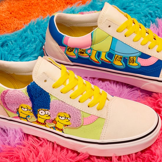 The Simpsons x Vans Sneakers