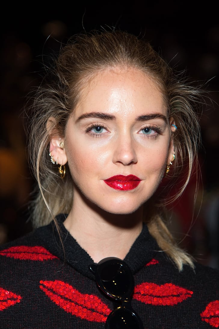 Chiara Ferragni Hair and Beauty Pictures | POPSUGAR Beauty ...