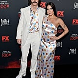 Evan Peters and Halsey's Sonny and Cher Halloween Costume