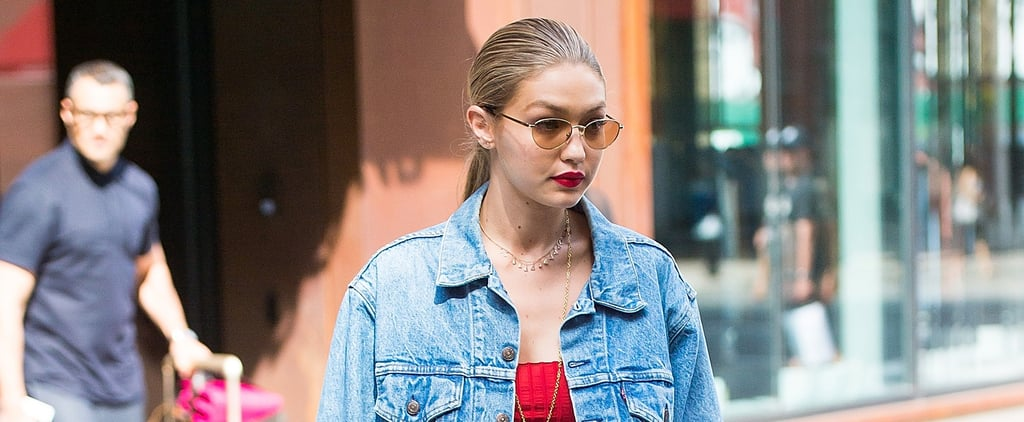 Have You Noticed Gigi Hadid's Handbags Are Getting Smaller and Smaller?