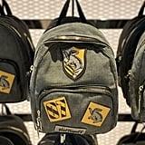 Hufflepuff Mini Corduroy Backpack