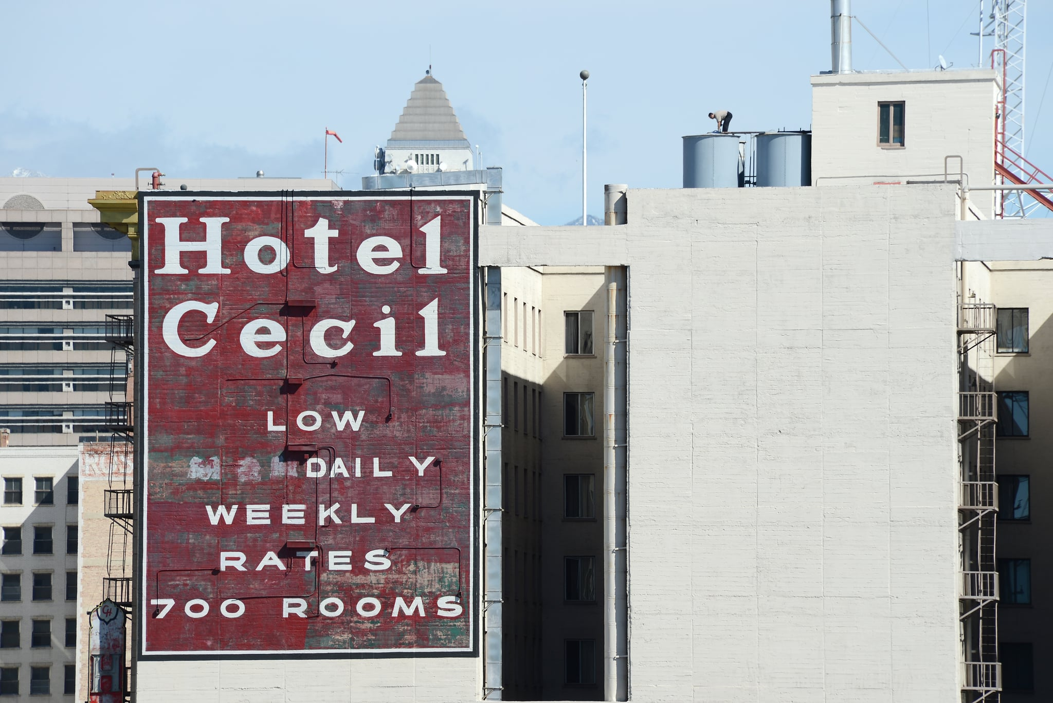 Is The Cecil Hotel In Los Angeles Still Open Popsugar Entertainment