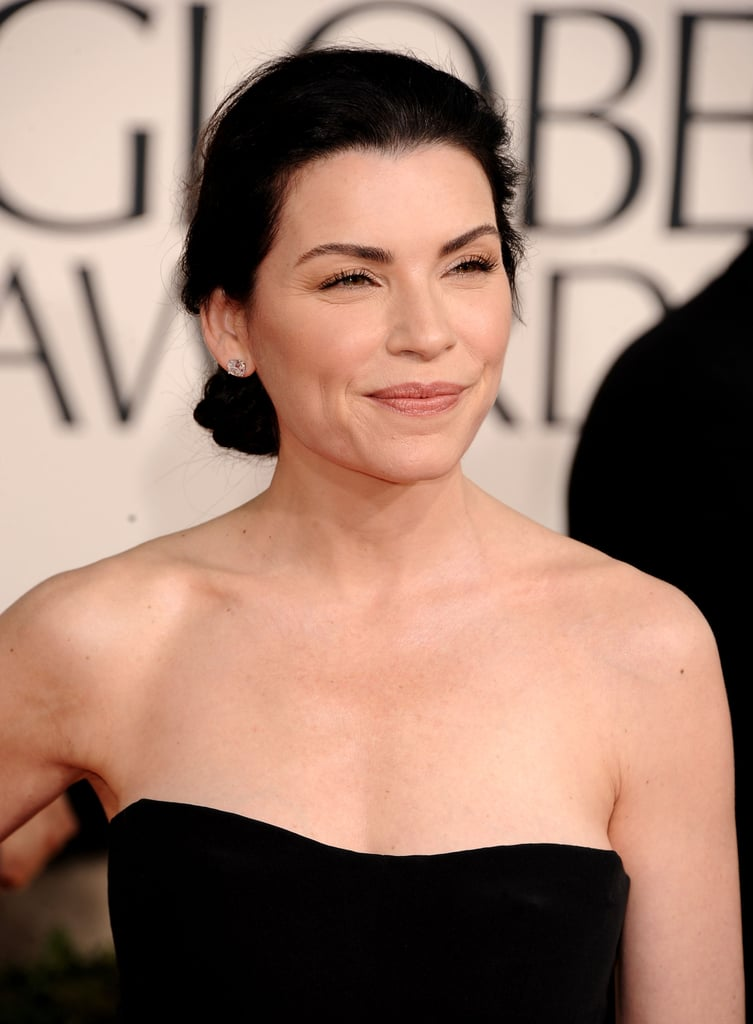Pictures of Golden Globes Ladies Red Carpet