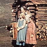 Mary, Laura, and Carrie Ingalls From Little House on the Prairie