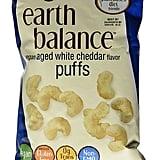 Earth Balance Gluten Free Vegan Aged White Cheddar Puffs