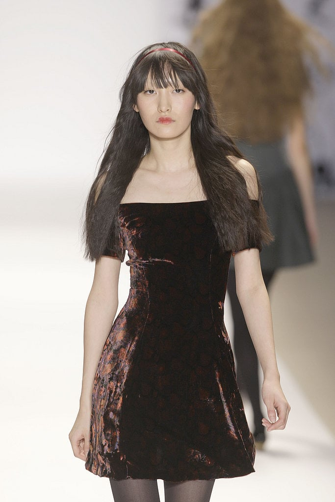 Fall 2008 Trend Report: Velvet Crush