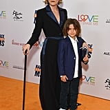 Selma Blair Quotes About Her Son Arthur and MS
