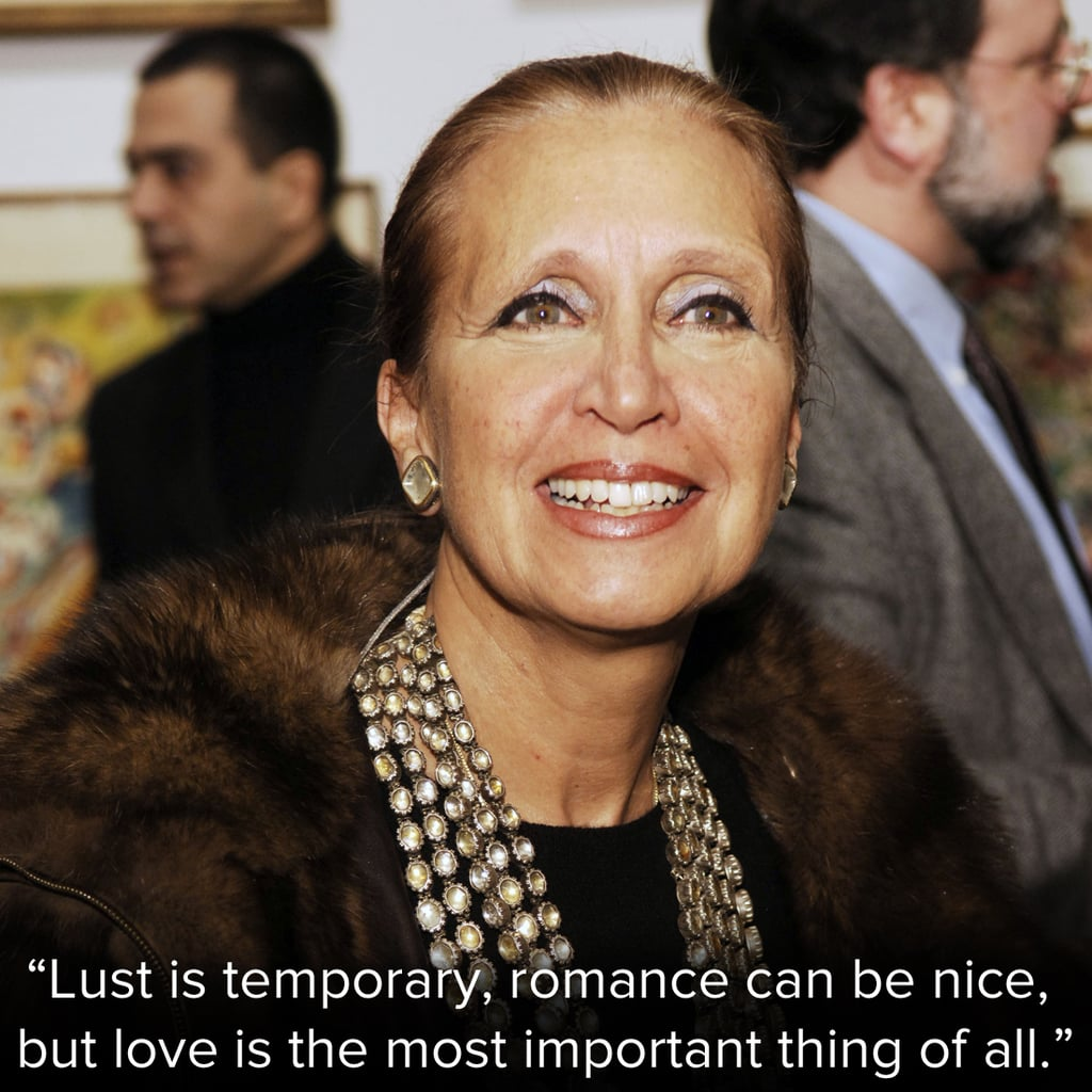 Life According to the Queen of Romance