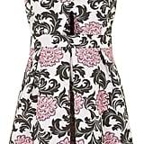 Topshop Flower Jacquard Dress ($135)