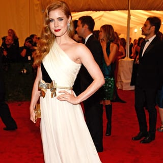 Amy Adams at Met Gala 2012