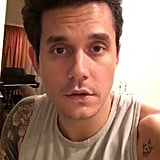 John Mayer: johnthekangaroo