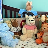 Remove Stuffed Animals and Blankets