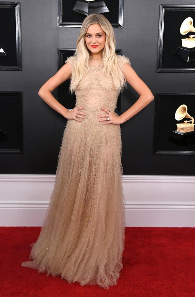 Kelsea Ballerini at the 2019 Grammy Awards