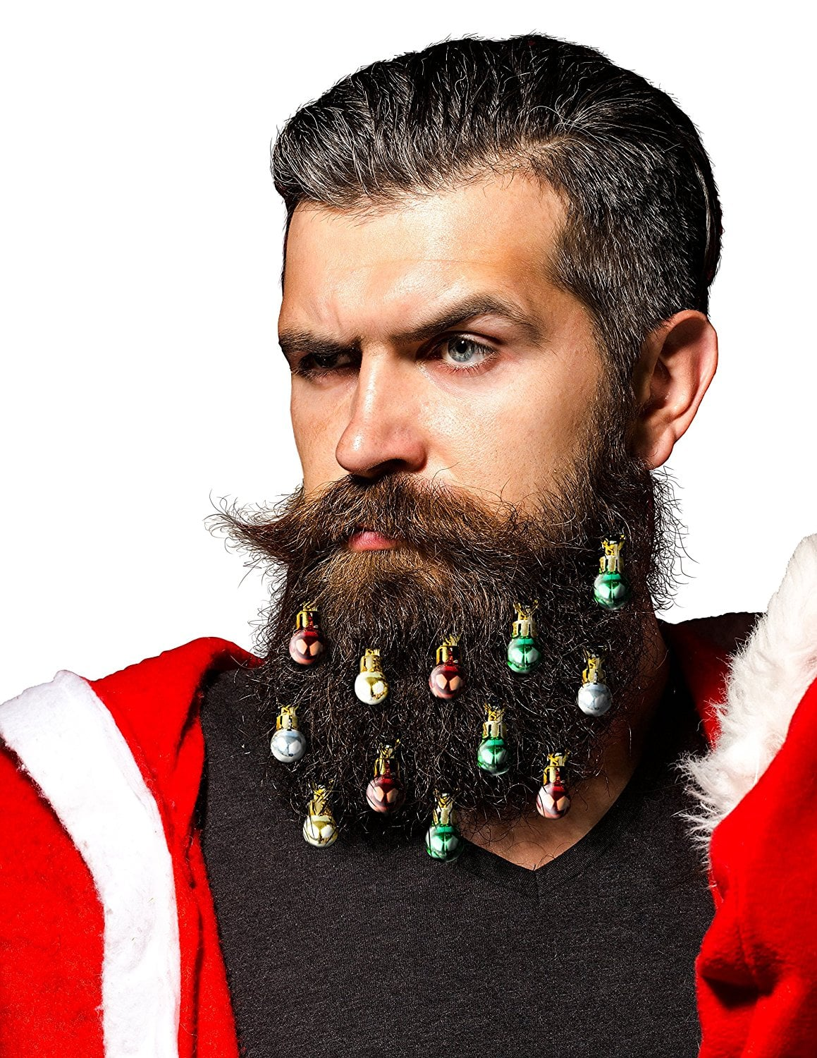 Beard Christmas Ornaments | POPSUGAR Beauty Australia Beard Ornaments