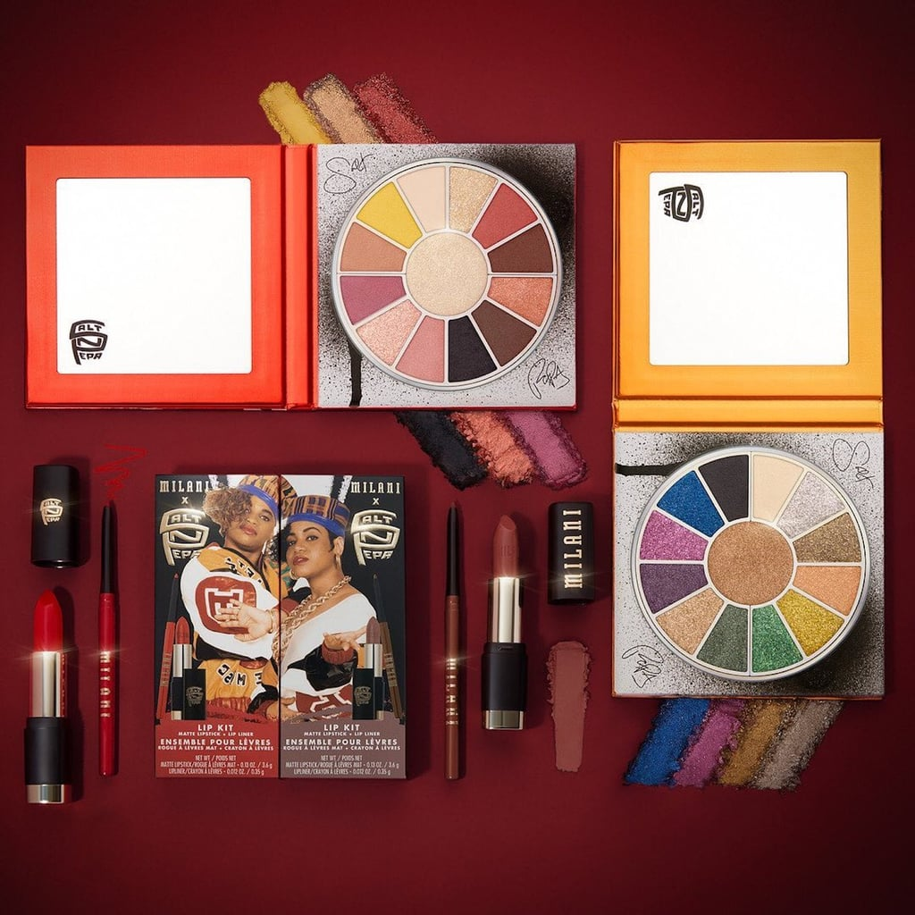 Milani Cosmetics x Salt-N-Pepa Collection