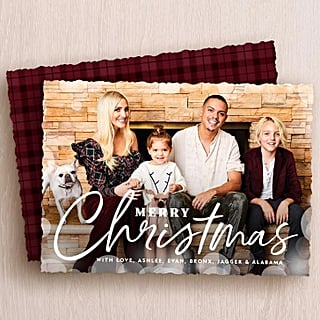 Celebrity Holiday Cards 2018
