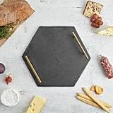 VonShef Natural Slate Serving Tray