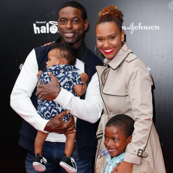 Sterling K. Brown Quotes on Fatherhood