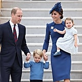 How Many Kids Do Kate Middleton and Prince William Have?